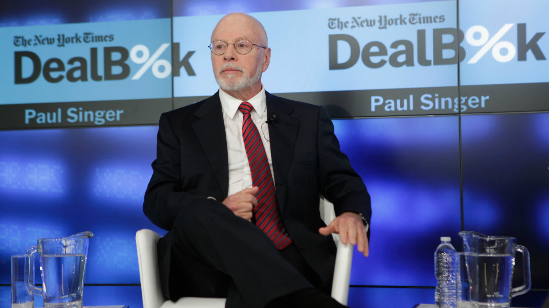 Paul Singer, Elliott Management Corporation