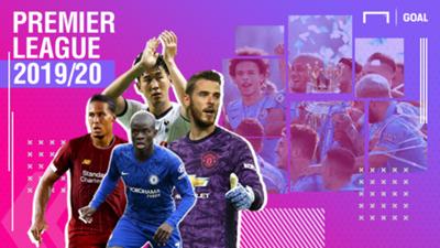 Premier League Footer 2019-20