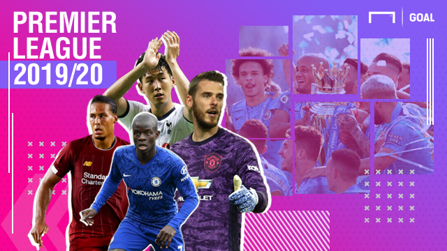 Premier League Footer 2019-20