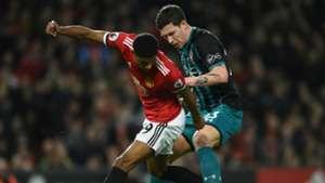 Hojbjerg Manchester United Southampton
