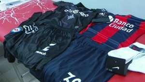 Camisetas San Lorenzo Argentinos 05052019