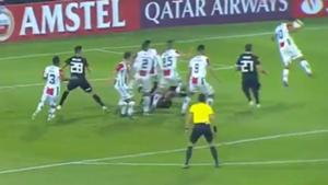 Palestino River Copa Libertadores Grupo A Fecha 5 Captura TV