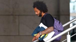 Marcelo Brasil saída jogadores hotel após eliminação Copa do Mundo 07 07 18
