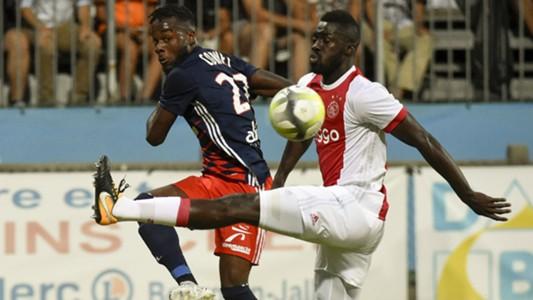 Maxwel Cornet Davinson Sanchez Lyon Ajax