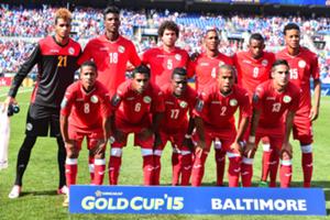 Selección Cuba 2015