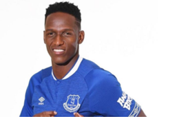 Yerry Mina - Everton 2018