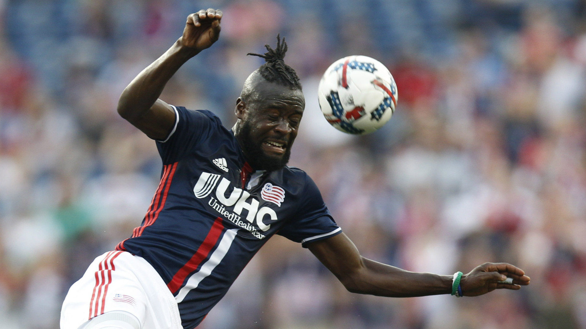 Kei Kamara New England Revolution