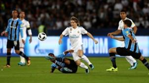 Luka Modric Real Madrid Gremio Club World Cup 16122017