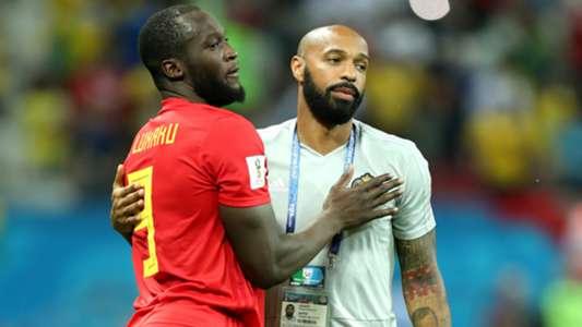 Belgien: Wie Thierry Henry Romelu Lukaku besser macht
