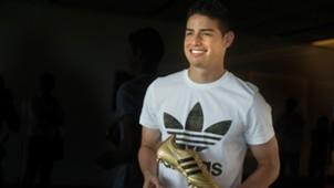 James Rodriguez 2014