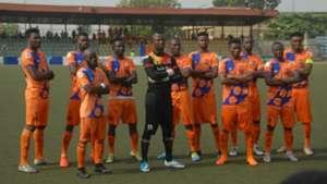 Amah Chibundu hits hat-trick as Sunshine Stars dim Lobi Stars