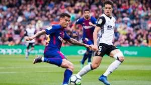 Coutinho Barcelona Valencia