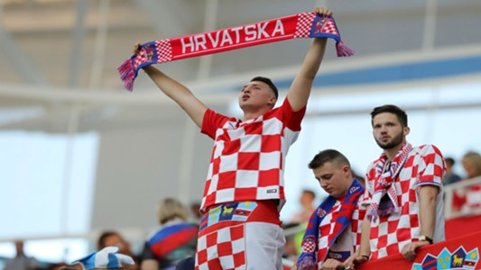 croatia argentina fans - world cup - 21062018