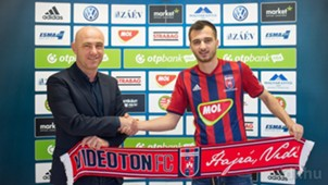 Boban Nikolov Videoton FC