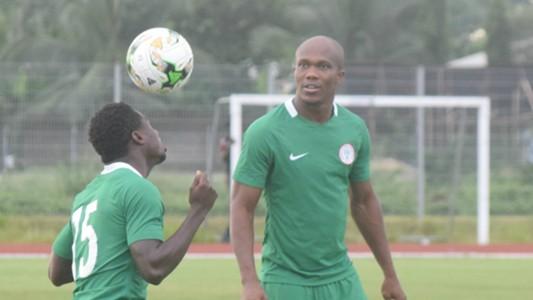 Anthony Nwakaeme - Nigeria