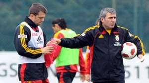 Gheorghe Hagi Zvezdan Misimovic Galatasaray 2010