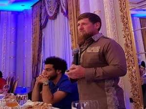 محمد صلاح - رئيس الشيشان