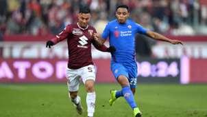 Luis Muriel Armando Izzo Torino Fiorentina Coppa Italia