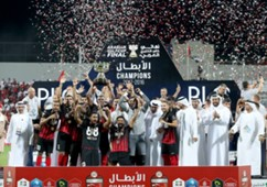 Al Ahli wins UAE League Cup