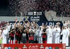 Al Ahli wins UAE League Cup