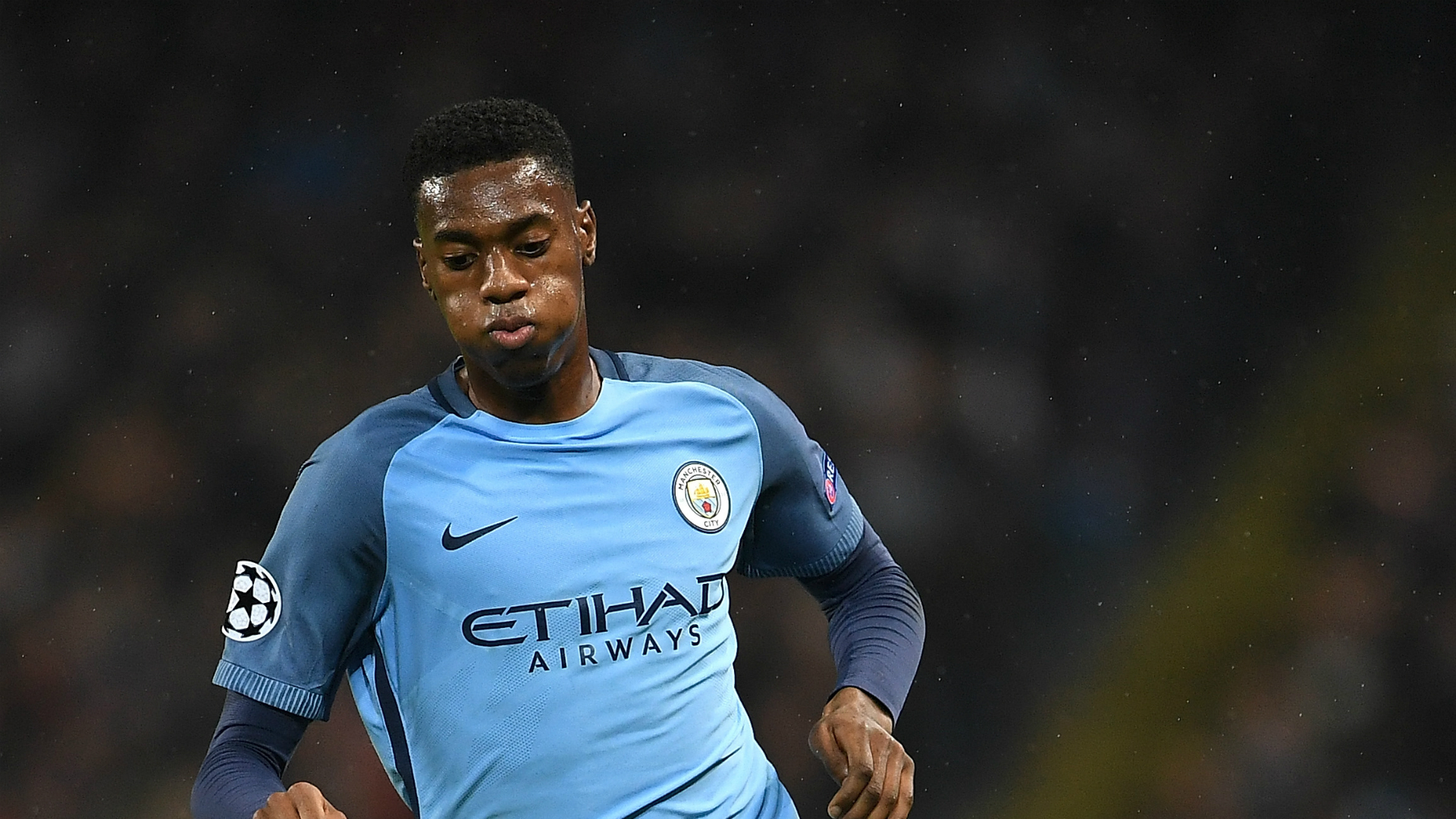 EXTRA TIME: Tosin Adarabioyo stars in Manchester City's Christmas campaign
