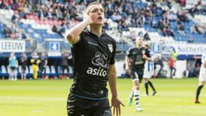 Kristoffer Peterson Heracles Almelo Eredivisie 09162018