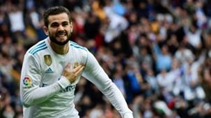 Nacho Real Madrid Sevilla LaLiga 09122017