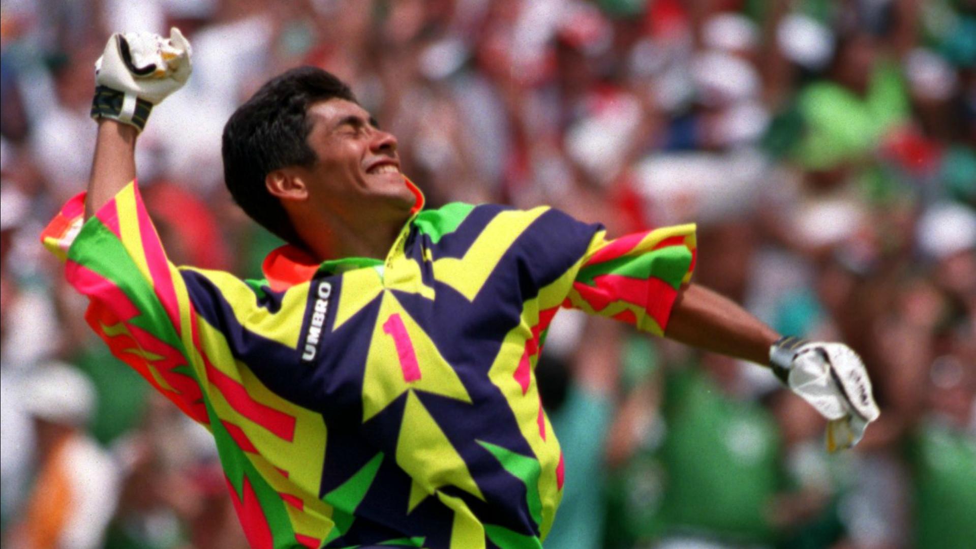 Jorge Campos Mexico Usa '94