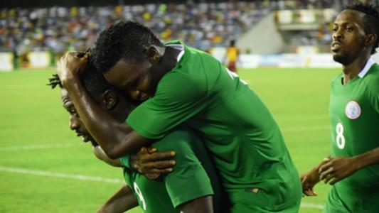 Nigeria B