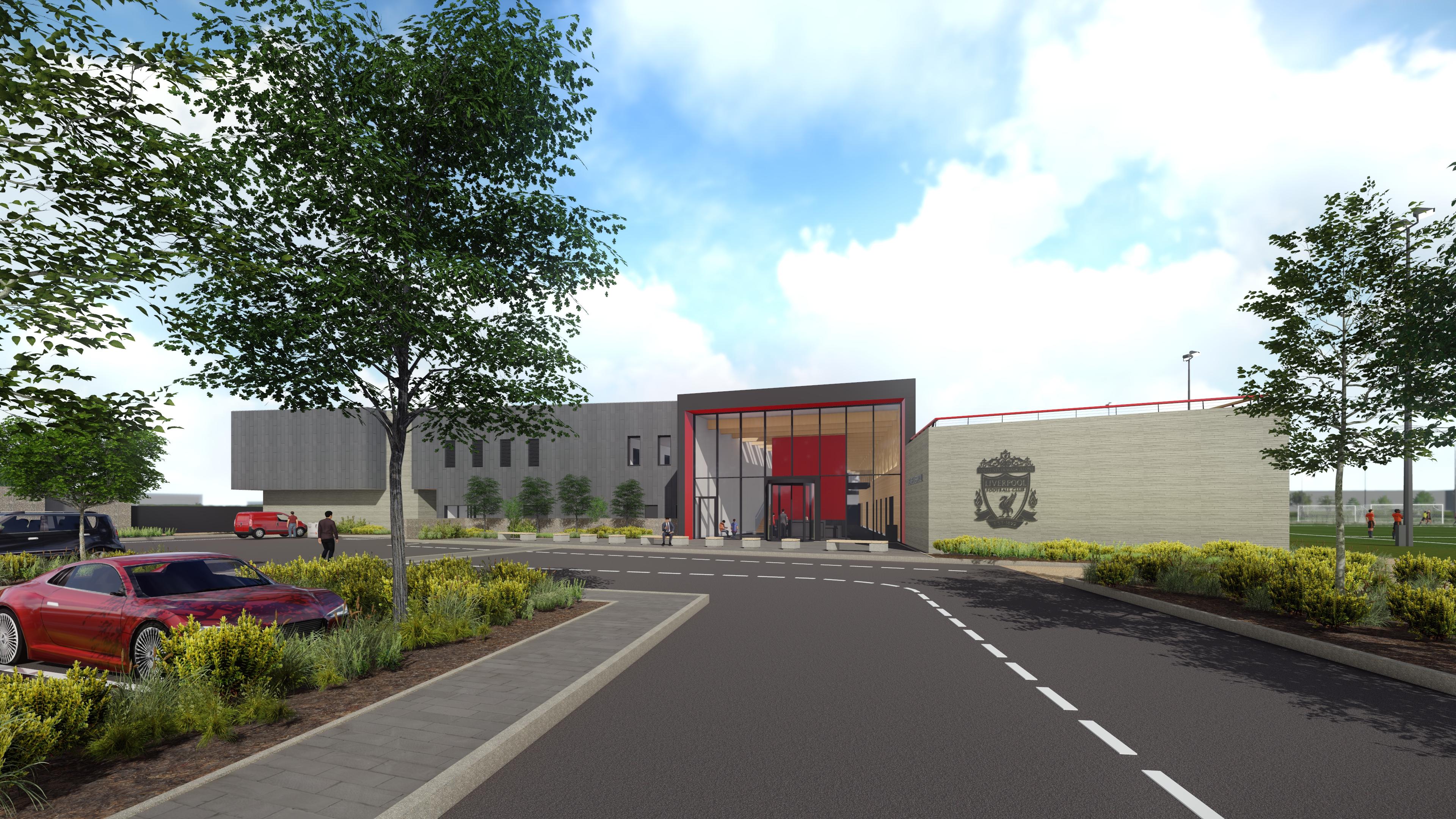 Liverpool Kirkby redevelopment