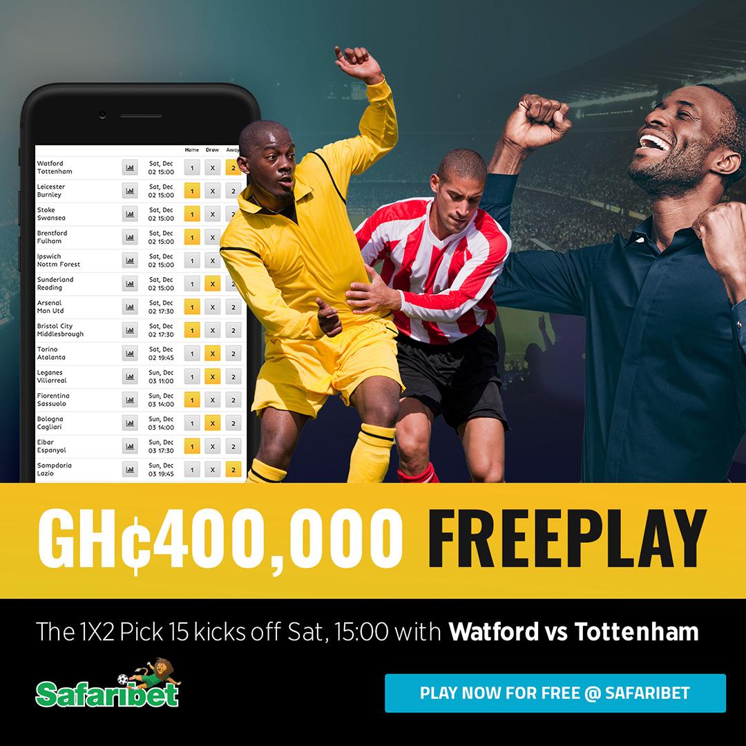 Ghana Free Play Safaribet