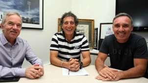 201218 Mario Salas Gabriel Ruiz-Tagle Marcelo Espina Colo Colo