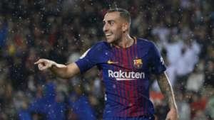 Paco Alcacer Barcelona La Liga