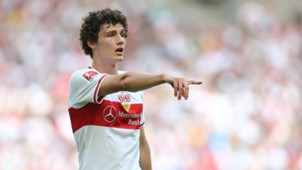Benjamin Pavard VfB Stuttgart Bundesliga 12052018