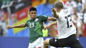 Jesús Gallardo Selección mexicana 210618