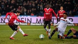 Hannover 96 Bayer Leverkusen 171202017