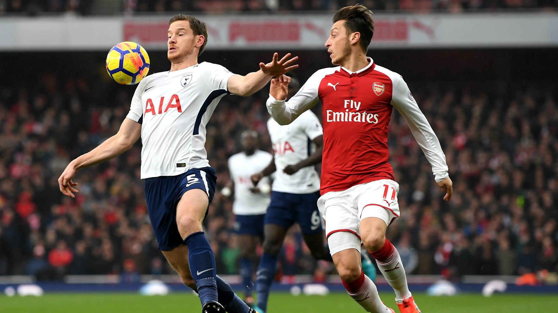 Arsenal Tottenham Premier League 18112017