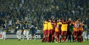 Galatasaray Fenerbahce 2012