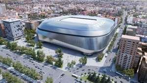 Nuevo Santiago Bernabéu Real Madrid