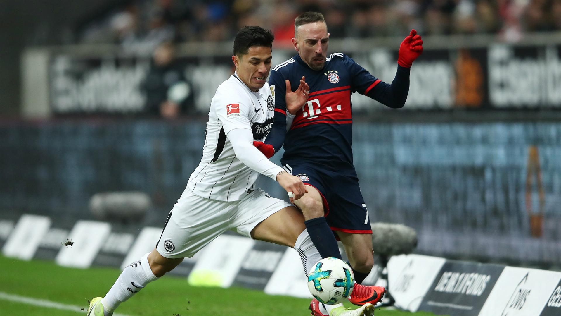 Carlos Salcedo Bayern Munich