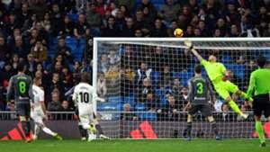 Gerónimo Rulli Real Madrid Real Sociedad LaLiga 06012019