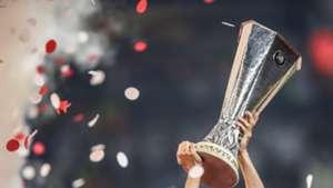 Europa League Trophäe 2017/18