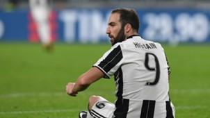 Gonzalo Higuain Juventus Milan Serie A