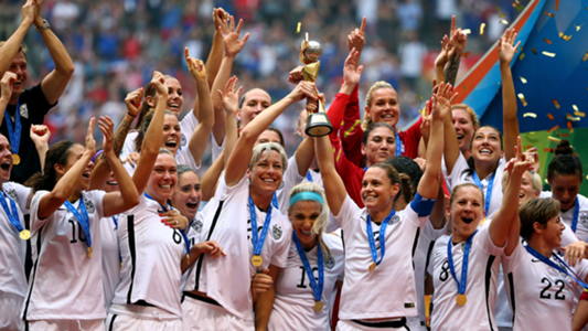 USWNT World Cup final 2015