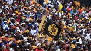 Kaizer Chiefs & Orlando Pirates fans, October 2018
