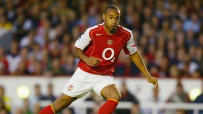 Thierry Henry Arsenal