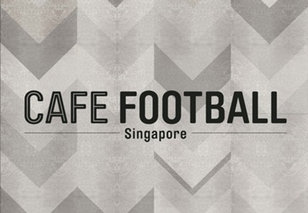 Cafe Football cover