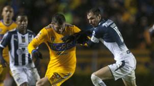 Andre Pierre Gignac Jose Basanta Tigres Monterrey Liga MX fina