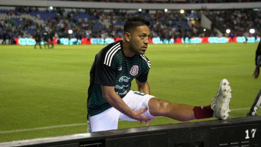 Marco Fabián - Selección México