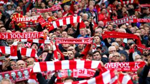 Liverpool fans 2018